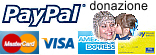 Effettua i tuoi pagamenti con PayPal.  un sistema rapido, gratuito e sicuro.